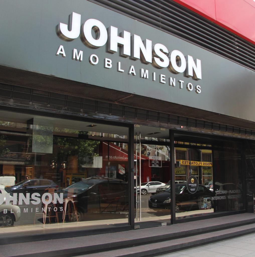 Tienda Johnson Amoblamientos
