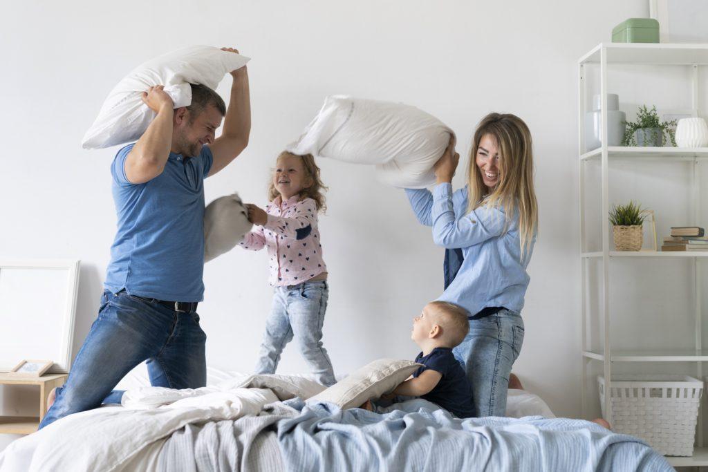 Cómo Higienizar la Ropa De Casa y Cama