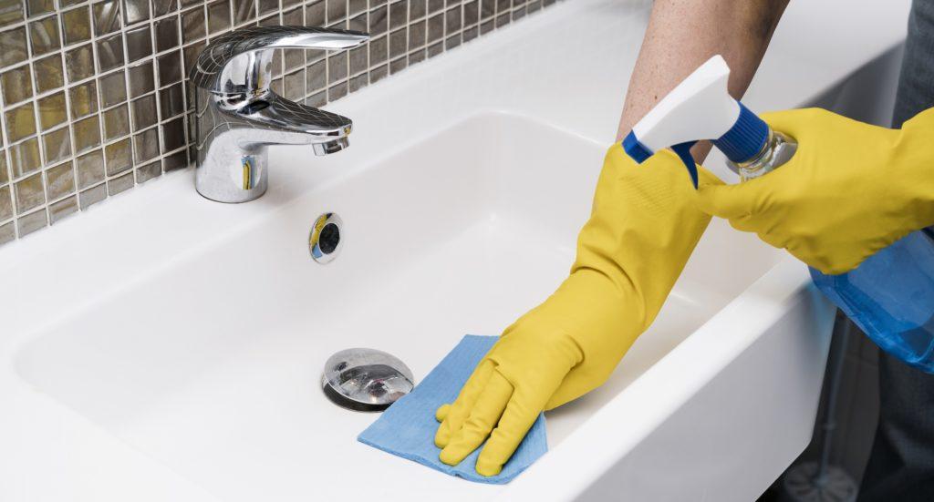 Consejos para Desinfectar tu Baño