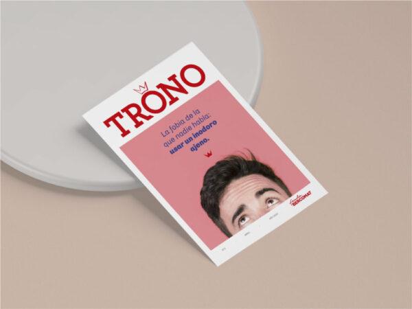 Llegó una Nueva Edición de la Revista Trono