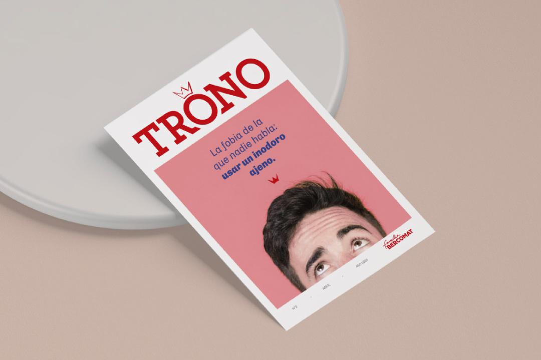 Llegó una Nueva Edición de la <strong>Revista Trono</strong>