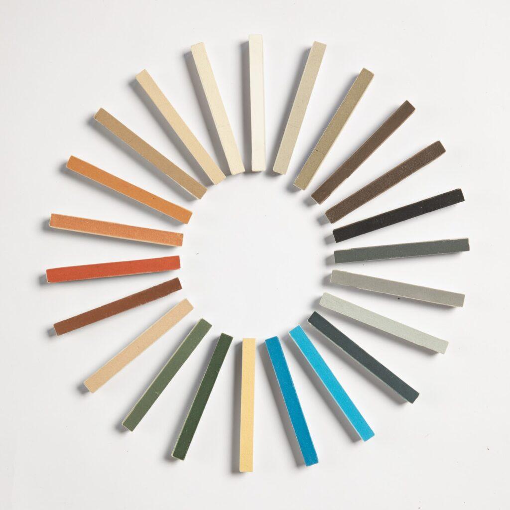Tenemos muchos colores de pastina. ¡Elegí la mejor para tu espacio!