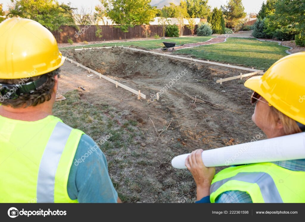 Asesorate con expertos si no sabés cómo construir una piscina.