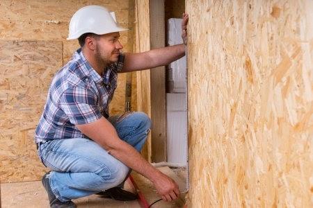 ¿Sabés cómo colocar una puerta? Tomá las medidas.