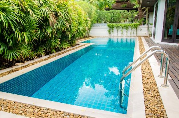 Las piscinas le suman estilo a cualquier casa.