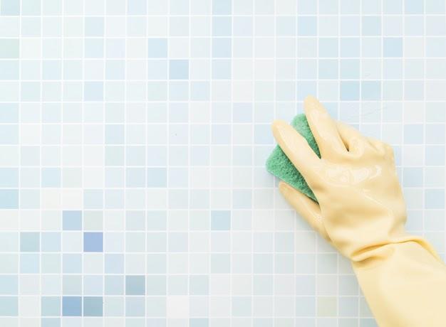 ¿Cómo limpiar los azulejos del baño? Algunos tips.