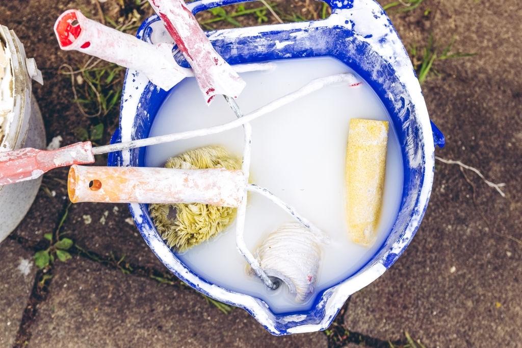 Lavá tus herramientas de trabajo a tiempo