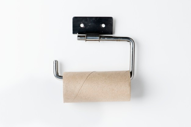 La falta de papel puede ser un miedo a la hora de ir a un baño ajeno