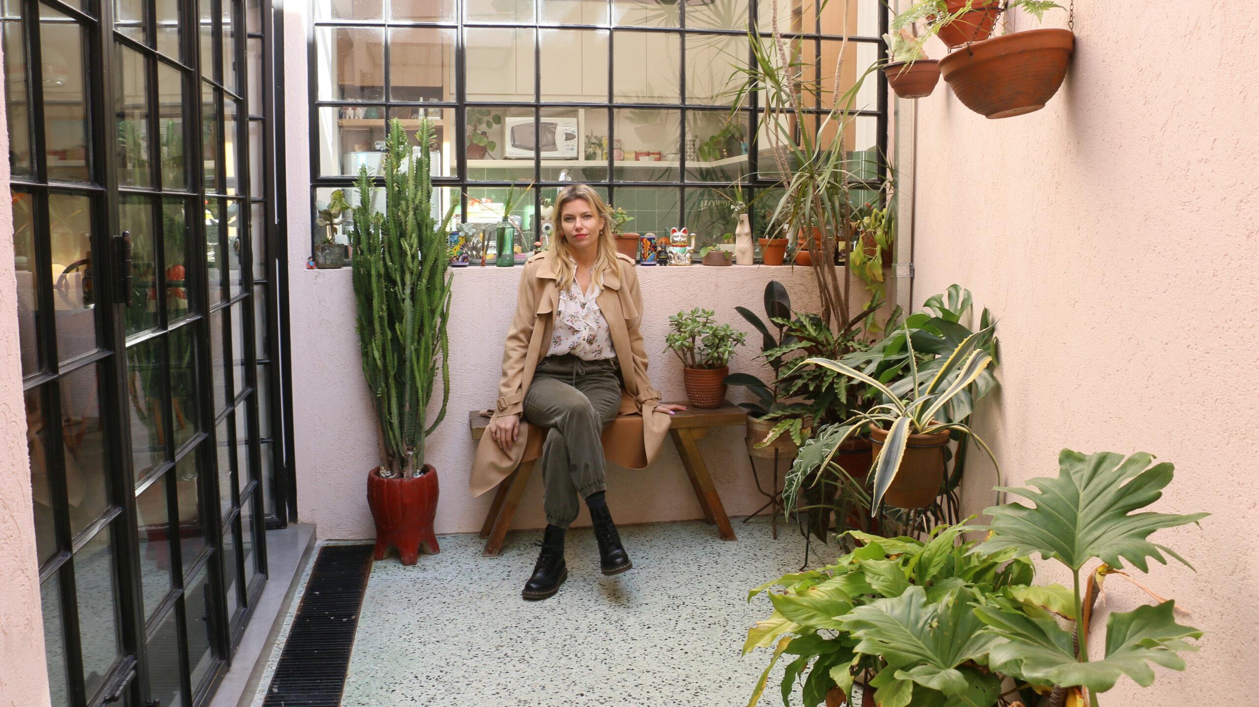 Tener plantas es un must. cómo airear tu casa por Trinidad Reina para Familia Bercomat